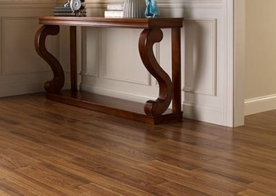 Hardwood Flooring in Hallway