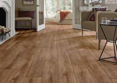 Rustic Hardwood Looking Laminate Flooring