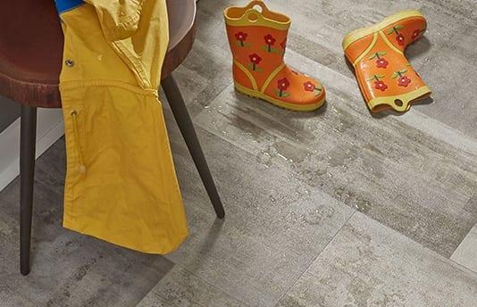 Waterproof Vinyl Sheet Flooring