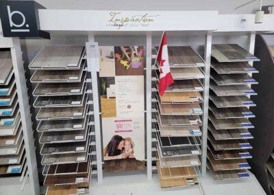 Laminate Flooring By Beaulieu Sample Stands